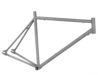 Messingschlager Single Speed ramme - Raw