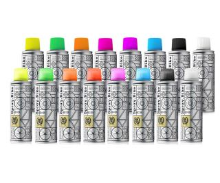 Spray.bike Paint Pocket Collection