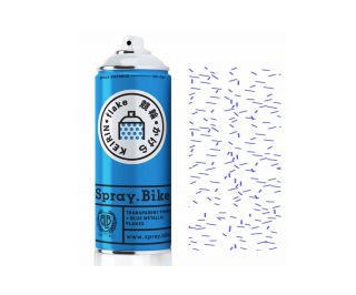 Spray.bike Clearcoat Keirin Flake Collection